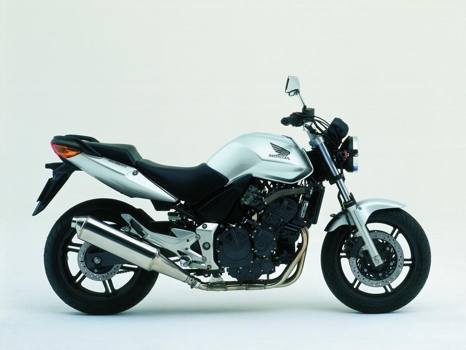Honda CBF 600. Lesmotor.